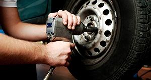 tire rotation service