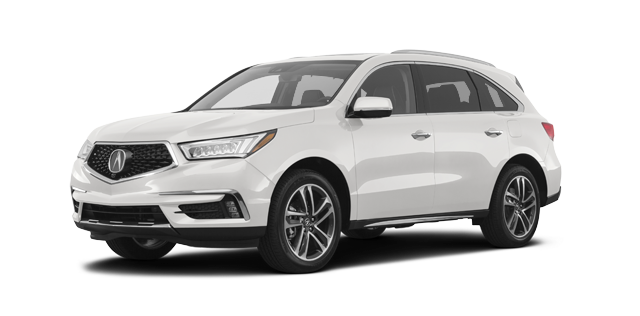 2018 Acura Mdx Vs 2018 Acura Rdx Fort Worth Tx