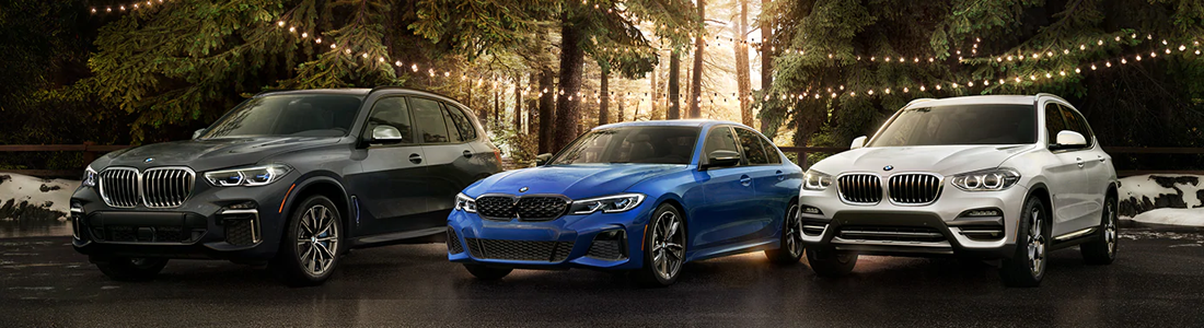BMW Holiday and New Year's Specials