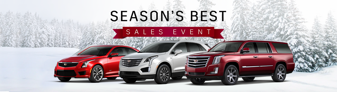 2019 Season S Best Sales Event By Cadillac Of Las Vegas Holiday