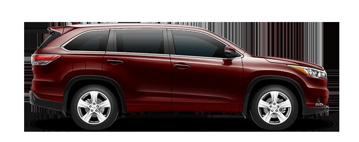 Compare 2016 Toyota Highlander Le Vs Limited Platinum
