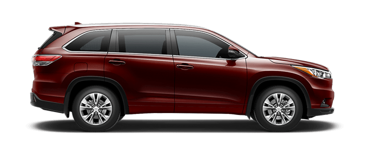 compare 2016 toyota highlander le vs xle differences. Black Bedroom Furniture Sets. Home Design Ideas