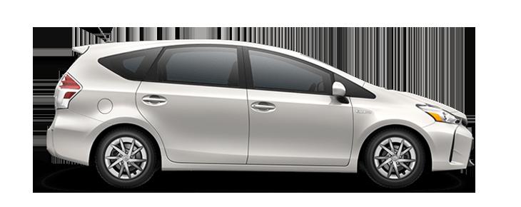 Compare Prius Models >> Compare 2016 Toyota Prius V Two Vs V Five Differences