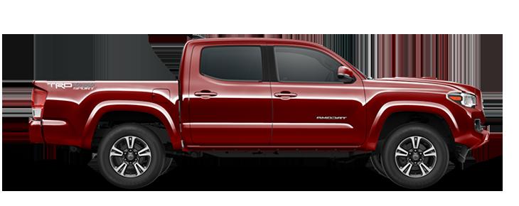 Compare 2016 Toyota Tacoma Trd Off Road Vs Trd Sport