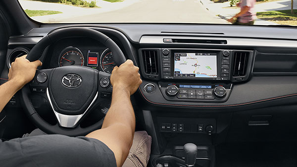 Attractive 2016 Toyota RAV4 Interior