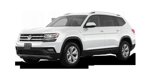 Compare 2018 Volkswagen Atlas vs Honda Pilot | Stamford, CT