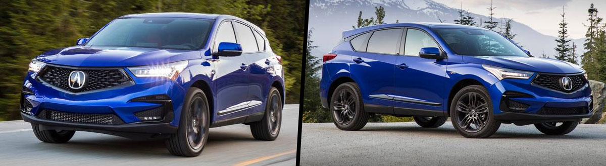 2020 vs. 2019 Acura RDX Comparison | Ridgeland MS