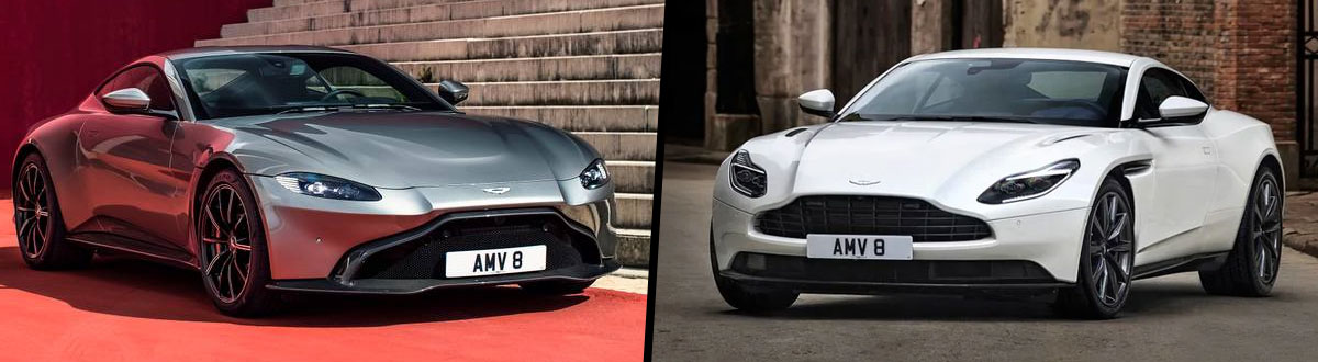 2019 Aston Martin Vantage Vs 2019 Aston Martin Db11 Fort Lauderdale Fl