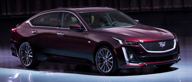 Cadillac CT5 Luxury Sedan