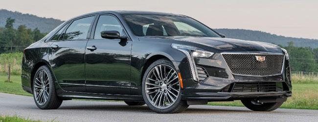Cadillac CT6 Luxury Sedan