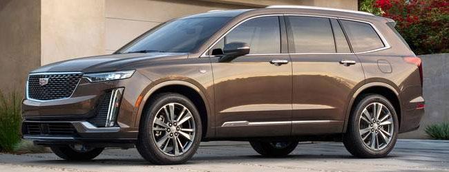 Cadillac XT6 Luxury SUV