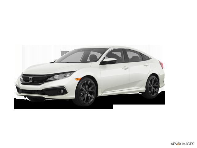 Crest Honda Nashville >> 2019 Honda Civic Sport Review | Specs & Features | Nashville TN