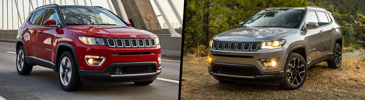 2021 Jeep Compass vs 2020 Jeep Compass