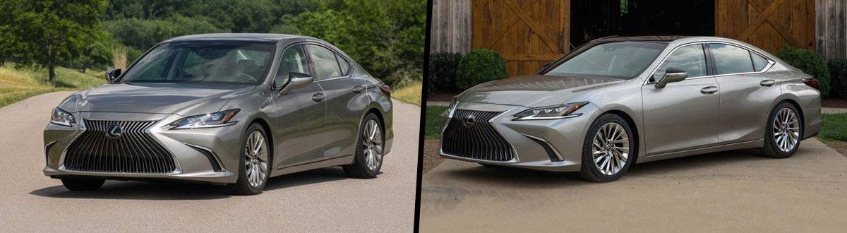 2020 Lexus Es 350 Review.Compare 2020 Lexus Es 350 Vs 2019 Lexus Es 350 Westmont Il