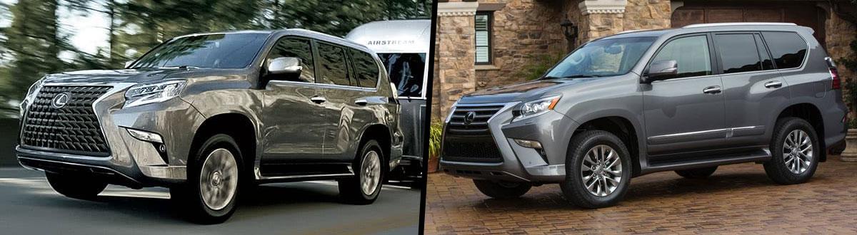 2020 Lexus GX 460 vs 2019 Lexus GX 460