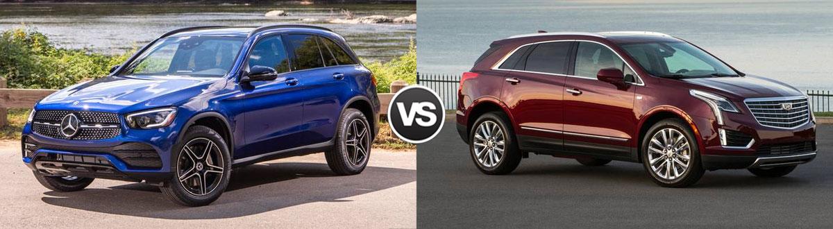 2020 Mercedes-Benz GLC vs 2020 Cadillac XT5