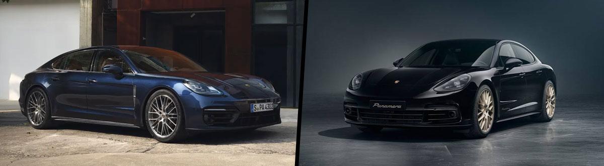 2021 Porsche Panamera vs 2020 Porsche Panamera